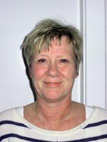 Merete Sørensen : kasserer, bestyrelsesmedlem [ Er på valg i 2022 ]