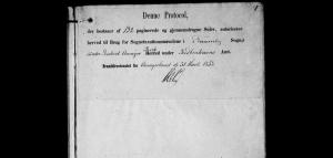 Kilde: Branddirektoratet for Amager 1858